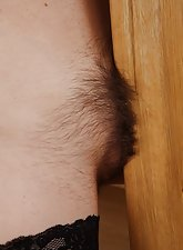 Hairy Pussy Angie From ATK Hairy