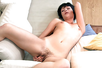 Seleca the natural horny minx can't think about anything until she reaches climax. She sends her focus to her moist pussy and uses her fingers to get off.
