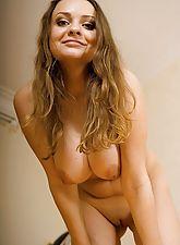 Big round nipples on big round naturals