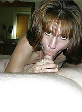 Hot Amateur MILF Getting Her Pussy Banged Hard